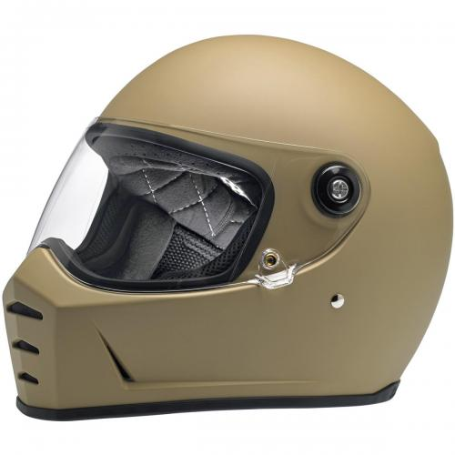 Biltwell Lane Splitter, Matt Coyote Tan