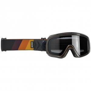 Biltwell Overland 2.0 Goggle, Tri-Stripe BGGB