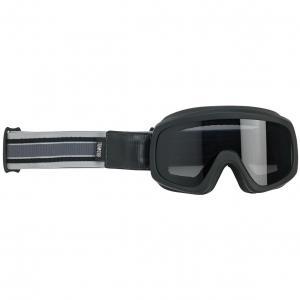 Biltwell Overland 2.0 Goggle, Racer Svart/Grå