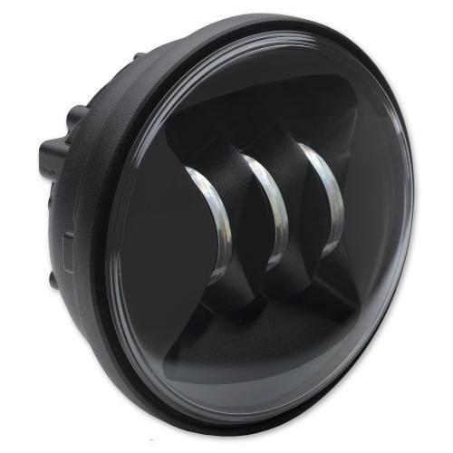 """JW Speaker LED Dimljus 4,5"""" - 6045 Svart"""