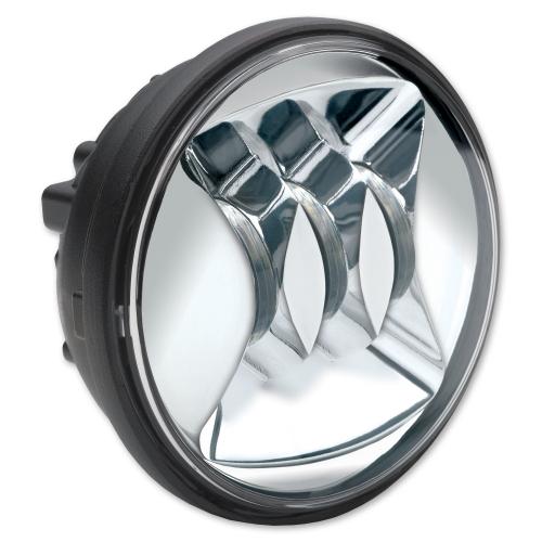 """JW Speaker LED Dimljus 4,5"""" - 6045 Krom"""