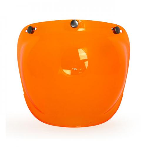 Roeg Bubbelvisir, Orange
