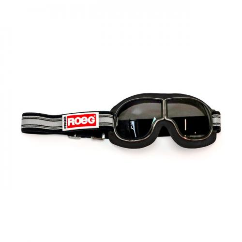 Roeg Jettson Stripes Goggle, Svart/grå