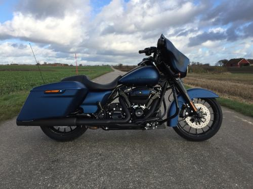 Harley Davidson Street Glide Special 115th Anniverary 2018 FLHXS ANX