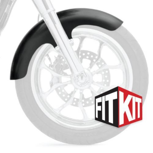 Klock Werks framskärm Thickster till 2014+ FLH 16,17,19 Tum