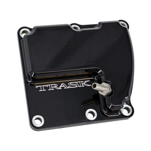 Trask Ventilerande Trans Top Cover till 17-Upp HD M8