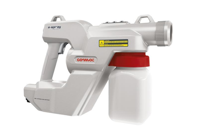 Comac E-Spray