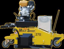 Multisweep 270 - maskinmonterad sopmaskin
