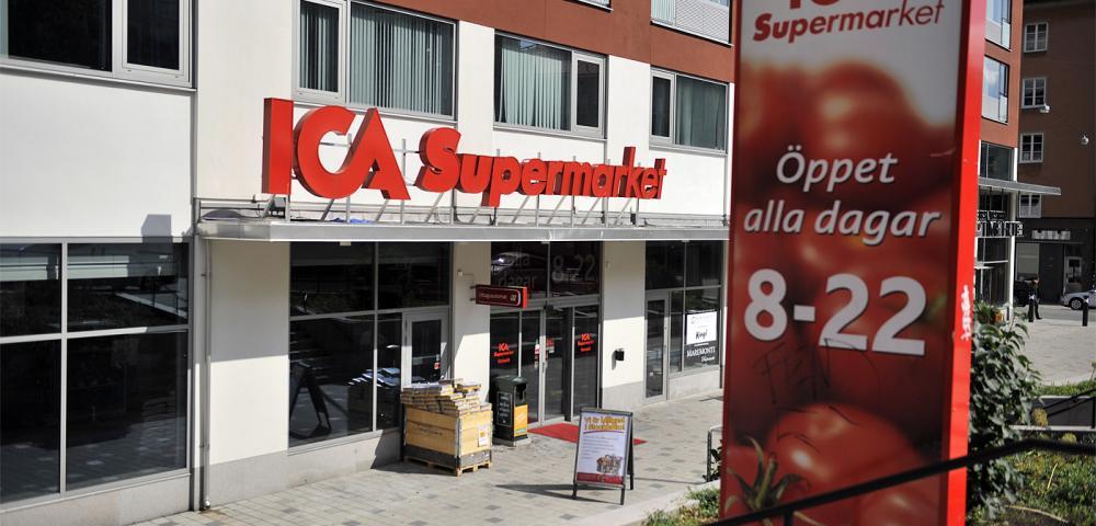 ica supermarket vast