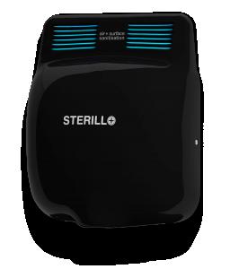 STERILLO Handtork svart