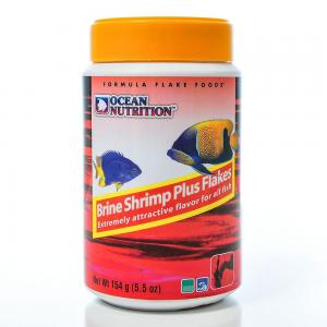 Ocean Nutrition Brine Shrimp Plus Flakes 156 g