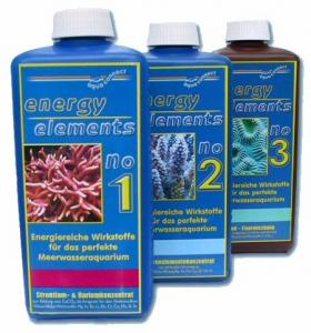 Aqua Connect ENERGY ELEMENTS No. 1 (500 ml)