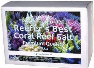 KZ Reefers Best salt 20 kg