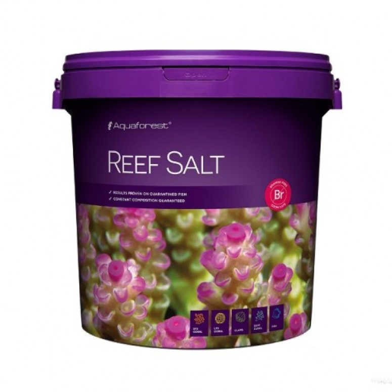 Aquaforest Reef Salt 10 Kg.