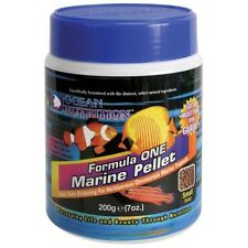 Ocean Nutrition Formula One pellets 200g Medium