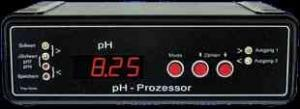 Troptronic digital pH-proZessor