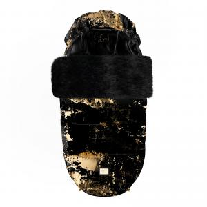 Footmuff Black Golden Collection