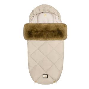 Footmuff Créme Diamond
