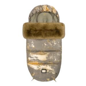 Footmuff Khaki Golden