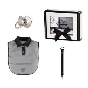 Gift Set Black Collar