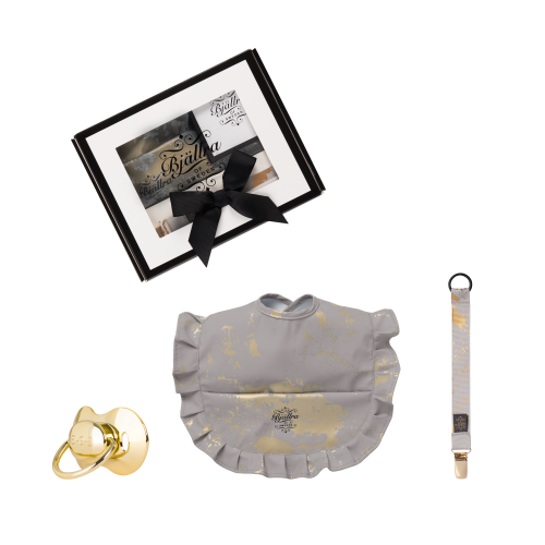 Gift Set Box, Grey Golden Collection