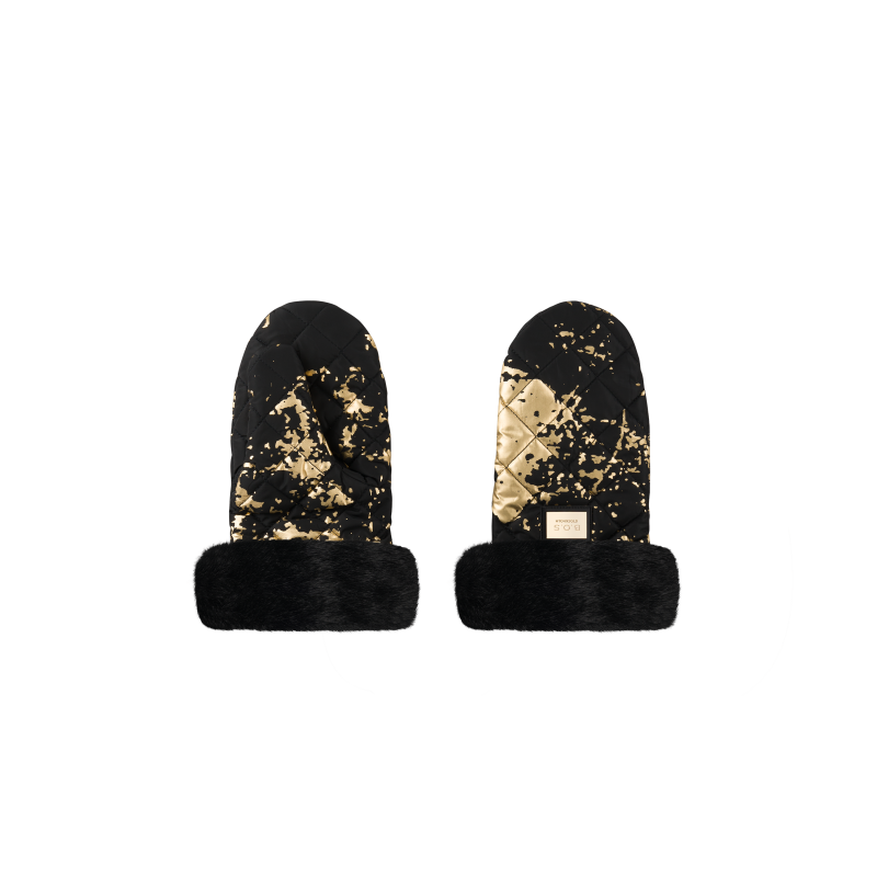 Handmuff Black Golden Collection