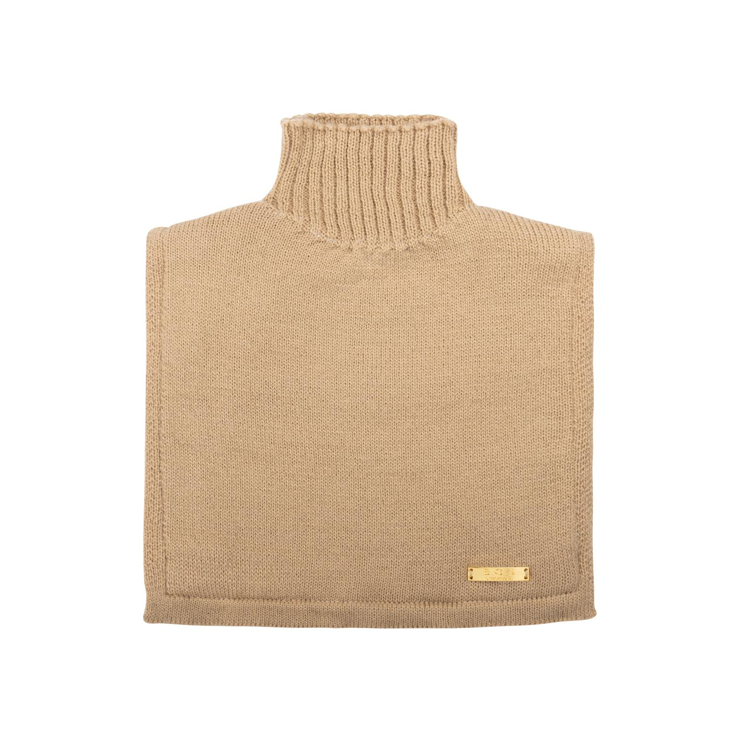 Neck warmer Beige