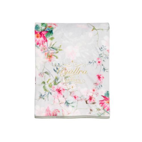 Pearl Velvet Blanket Butterfly