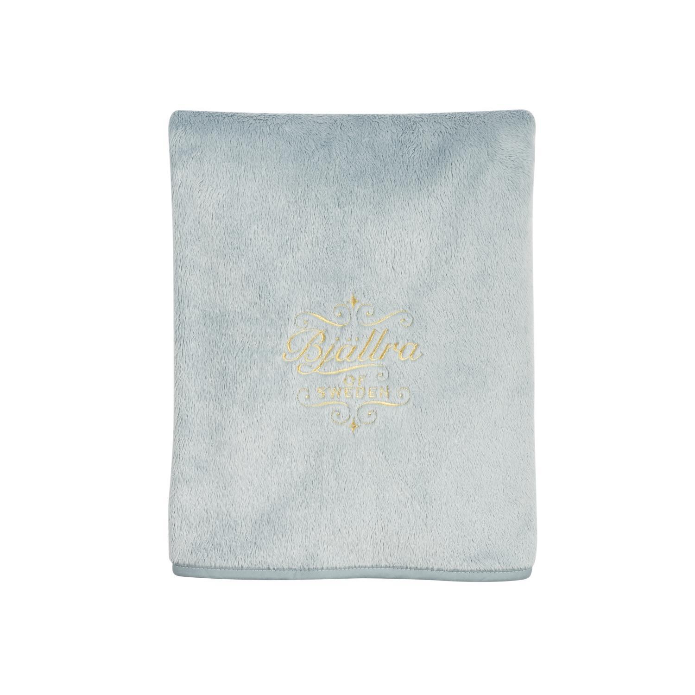 Pearl Velvet Blanket Trendy Grey