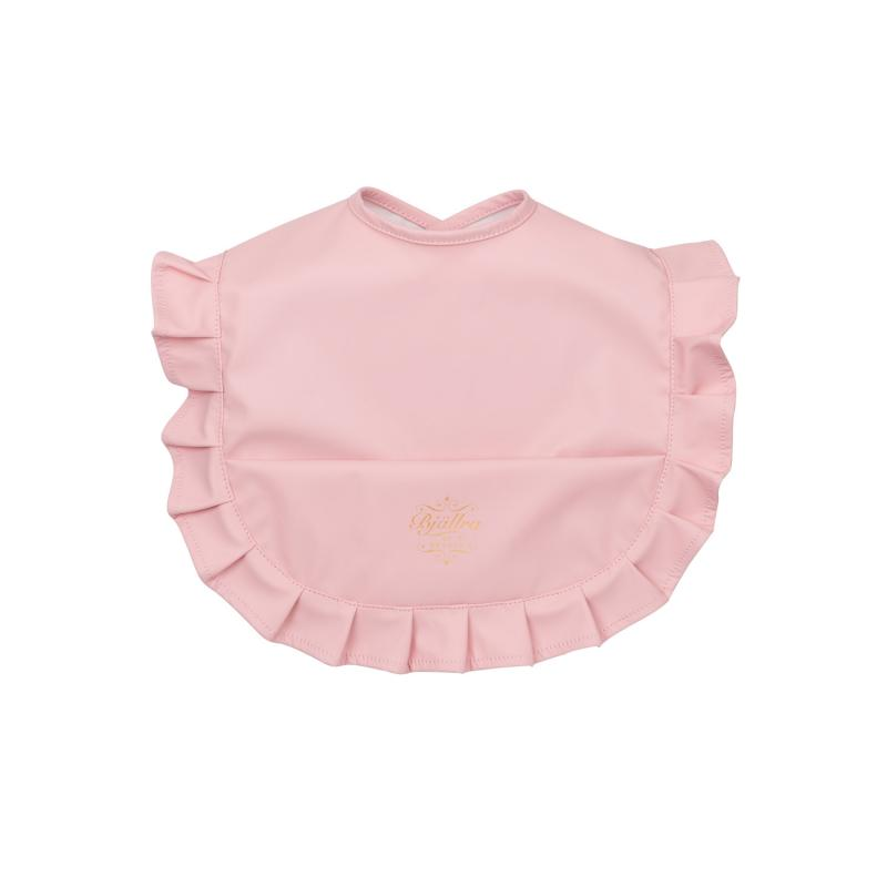 Bib, Dusty Pink