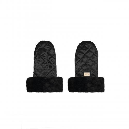 Handmuffs, Black Velvet
