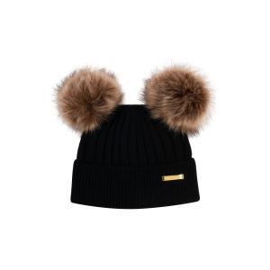Winter hat Black