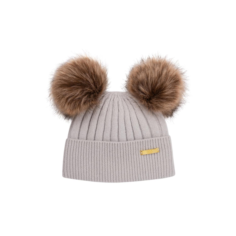 Winter hat Grey