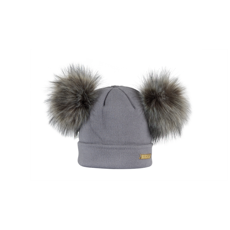 Winter hats, Trendy Grey