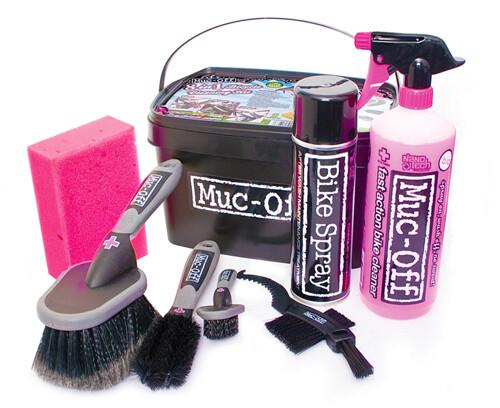 Muc-Off 8-1 Bike Cleaning Kit