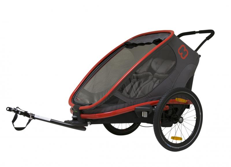 Hamax Outback Cykelvagn 2-sits