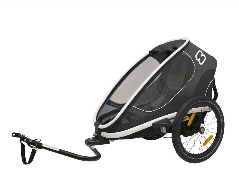 Hamax Outback Cykelvagn 1-sits