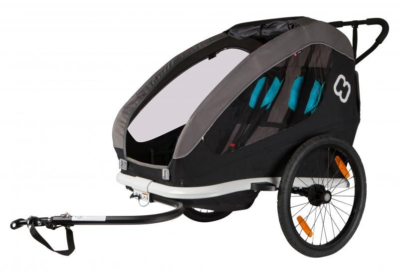 Hamax Traveller Cykelvagn 2-sits