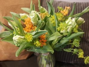 Säsongens bukett / Seasonal bouquet