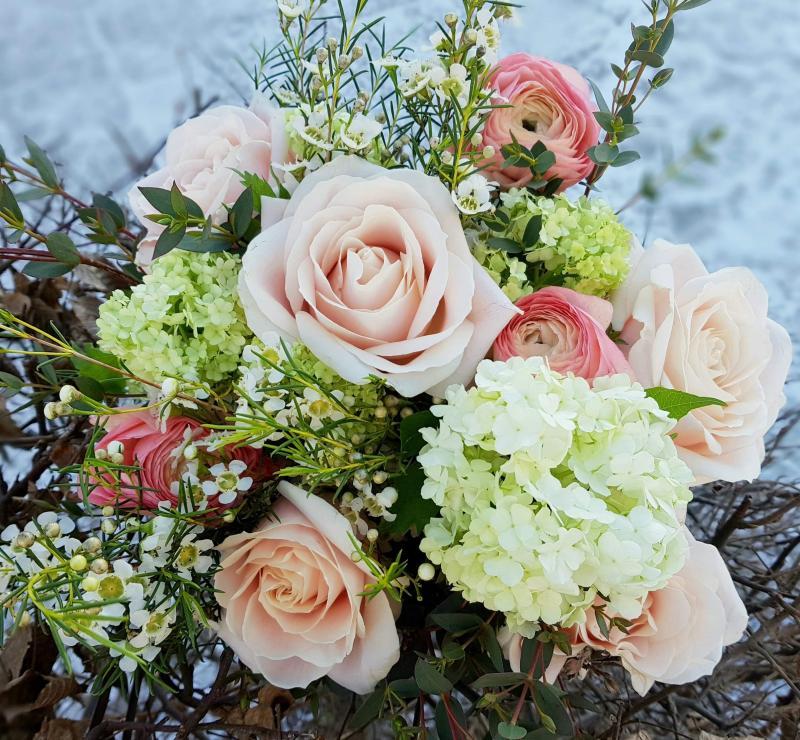 Floristens val / The florist's choice