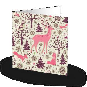 Fint kort från cards by jojo
