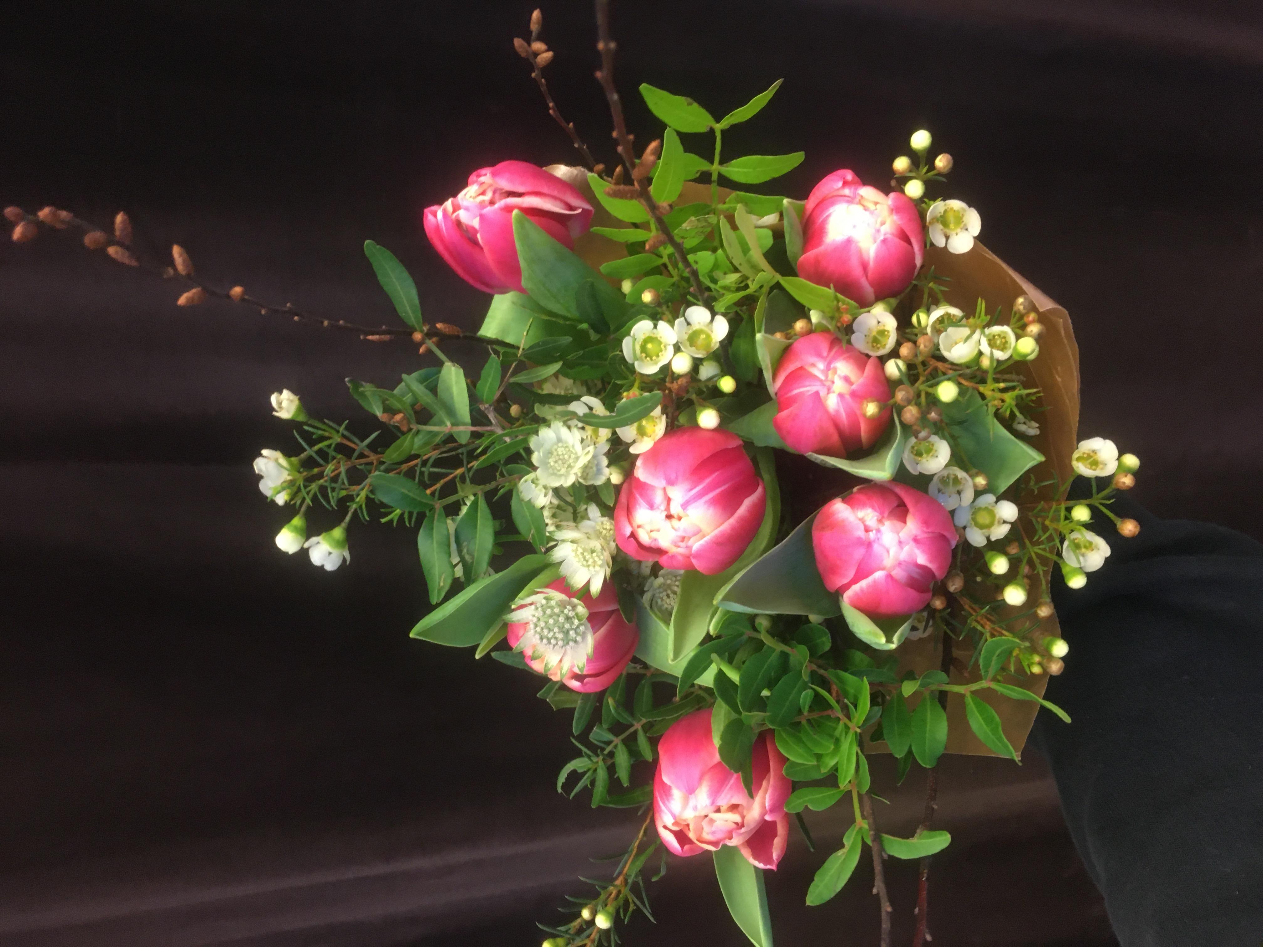 Blomsterprenumeration varannan vecka