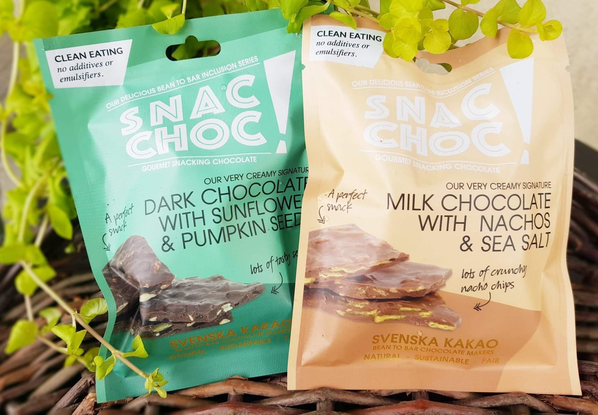 Snackschoklad från Österlen Choklad