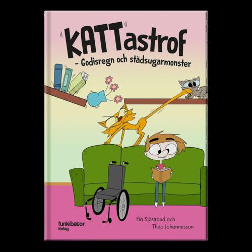 Kattastrof - Godisregn och städsugarmonster