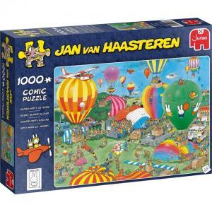 Jan Van Haasteren-pussel, Hooray, Miffy 65 years, 1000 bitar