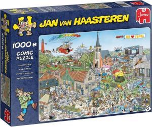 Jan Van Haasteren-pussel, Island Retreat, 1000 bitar