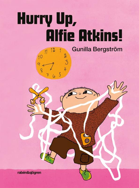 Hurry Up, Alfie Atkins!