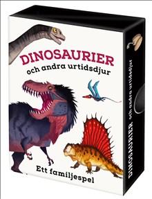 Dinosaurier och andra urtidsdjur : ett familjespel