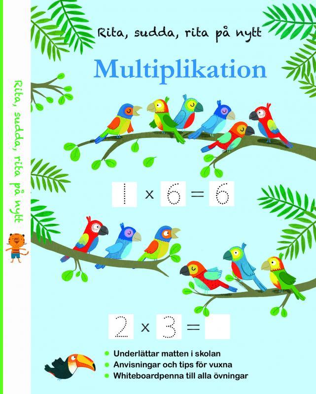 Börja med matematik : Multiplikation