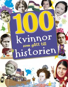 100 kvinnor som gått till historien
